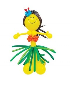 Happy Hula Girl