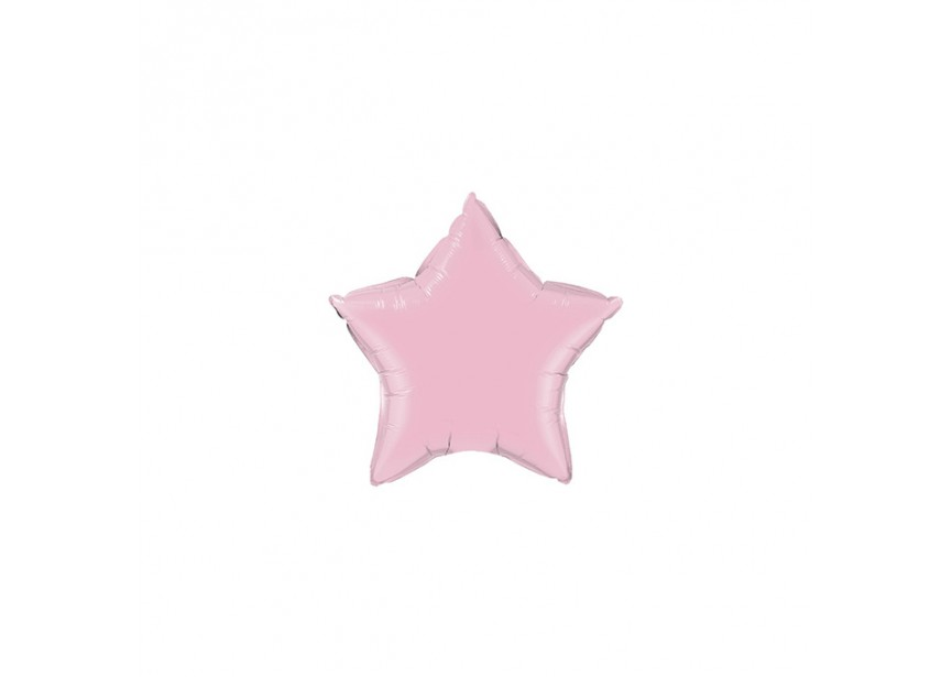 Sempertex-Folie-Betallic-Anagram-Flexmetal-Balloons-Shape-Star-Light Pink-9