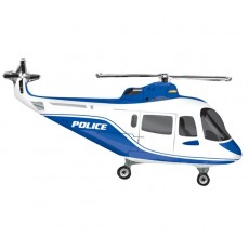 Helicopter Police - Street Treat - 23 inch - 5 pcs
